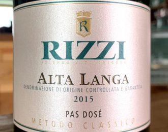 Rizzi – Alta Langa Pas Dosé 2015